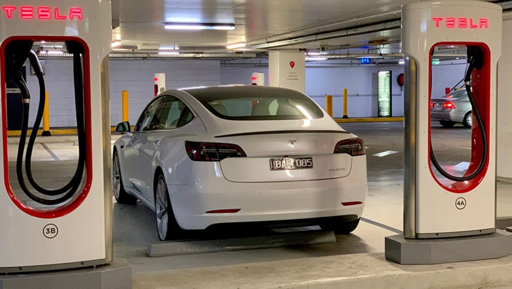 Tesla data will be stored in China